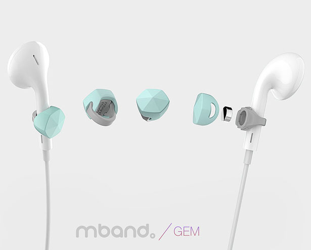 mband magnet - Earphone Accessory by Mad-D