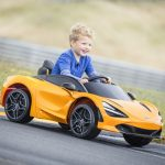McLaren 720S 'Ride-On' for Younger Supercar Enthusiasts