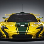 McLaren P1 GTR Racing Car : From Design Concept to Track