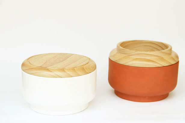 Me Food Containers by Emma van Eijkeren and MTic Design Studio