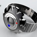 Mechanic Concept Watch Features Industrial Design by Patrick Weingartner