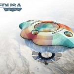 Medusa LTA Aircraft Moves Like a Jellyfish