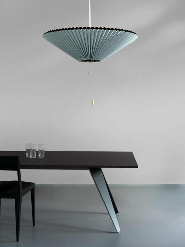 Medusa Lamp by Lukas Bazle
