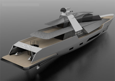 Megayacht Features Unique Opportunity For The Passengers To Explore The Boat