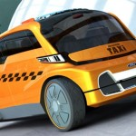 Future Melbourne Taxi Design for 2020