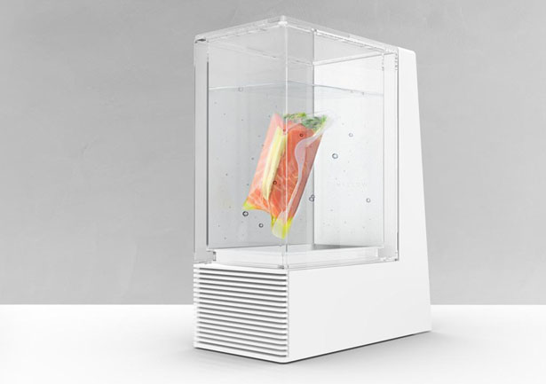 Mellow : The World's First Smart Sous-Vide Machine
