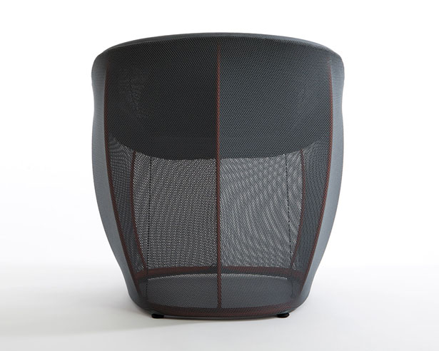 MEMBRANE Ultra-Light Chair by Layer Design