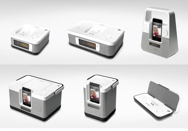 memorex ipod dock by ziba