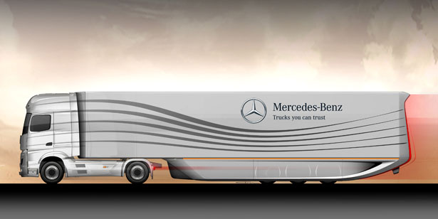 Mercedes-Benz Aero Trailer