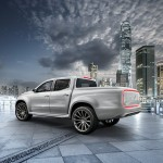 Luxury Mercedes-Benz Concept X-Class Pickup Is Perfect for On The Road and Off The Road