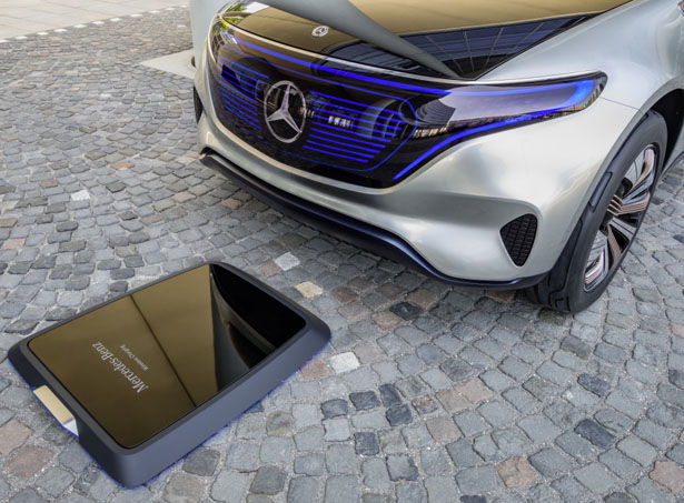 Futuristic Mercedes Benz Generation EQ Concept Car to Meet Growing Demands in Sustainable and Contemporary Mobility