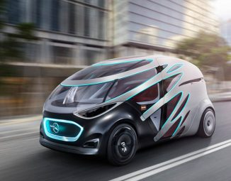 Mercedes-Benz Vision URBANETIC Mobility of The Future Addresses Future Urban Challenges