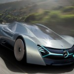 ELK Electric Concept Car - A Design Proposal for Mercedes Benz