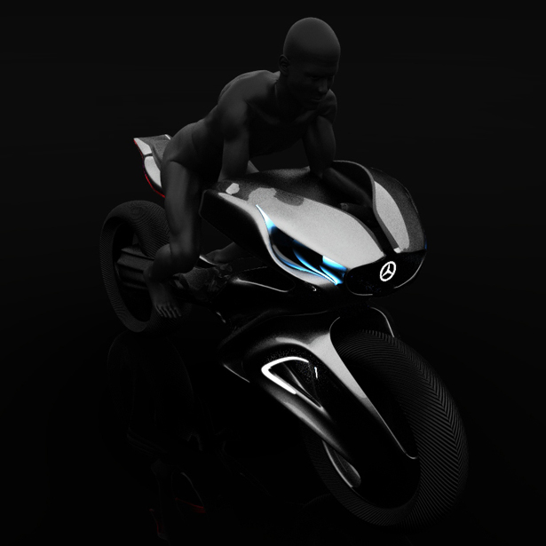 Mercedes one class revenge by alfonso nu ez perea tuvie for Mercedes benz motorcycle