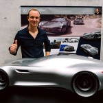 Mercedes SL|Pure Concept Car by Matthias Böttcher