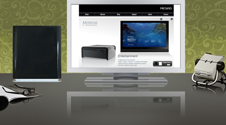 merium future multimedia pc