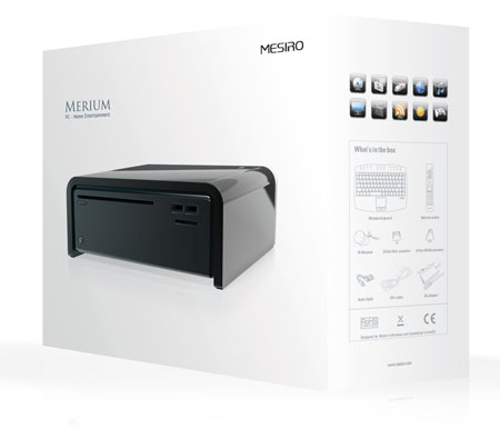 merium compact and small multimedia pc