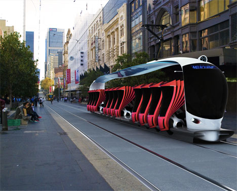 Metrotopia : 2 Seater Electric Vehicle For Future Urban Spaces