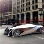 MG EXE Revival Concept Car Project for SAIC Design Challenge 2019