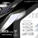 MG EXE Revival Concept Car Project for SAIC Design Challenge 2019 by Kaiwen Fan