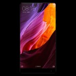 Mi MIX : Revolutionary Edgeless Smartphone for Xiaomi by Philippe Starck