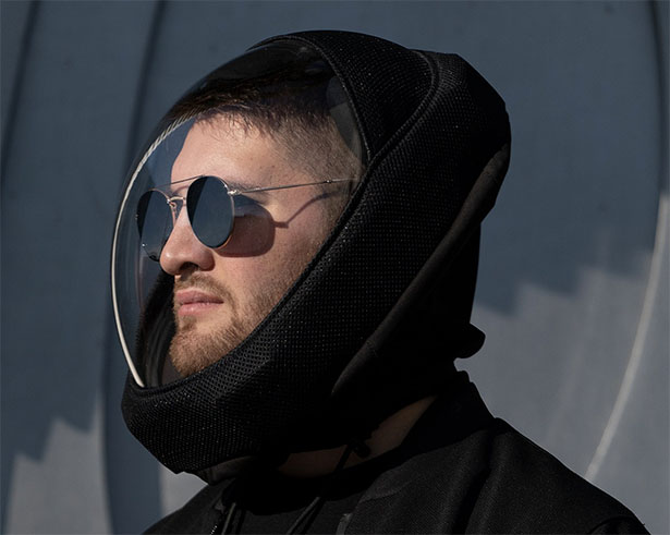 MicroClimate AIR Helmet for New World, New Normal