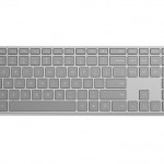 Microsoft Modern Keyboard with Hidden Fingerprint Reader