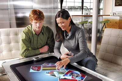 microsoft future touchscreen technology