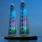 Mides Design Green Jet Yacht, Sailing To The Future ...
