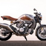 Awesome Midual Type 1 Motorcycle Design Features Timeless Design and Construction