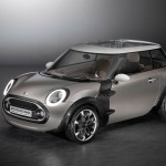 Futuristic Mini Rocketman Features Split Tailgate and Widespread Doors