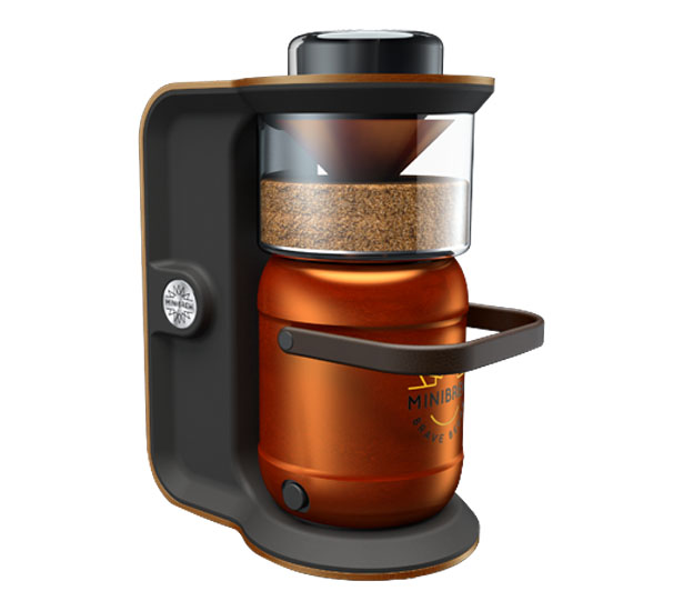 Minibrew Compact Beer Brewing Machine For Everyone Tuvie