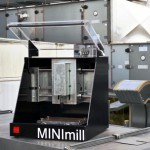 MINImill CNC Machine Brings Fully Automated Manufacturing on Your Desktop