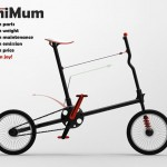 MiniMum Bicycle by Omer Sagiv