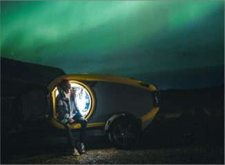 Mink 2.0 Sports Camper Helps You to Travel Further and Enjoy The Great Outdoors