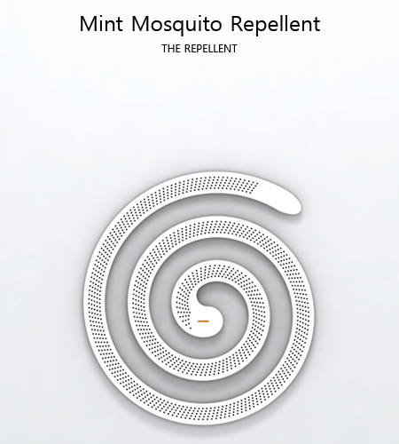 mint mosquito repellent
