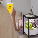 Miracle-Gro Twelve Indoor Growing System Doubles As An Accent Table