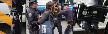 miranda protection for protesters