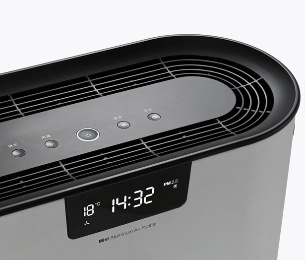 Mist Air Purifier by Andrea Ponti