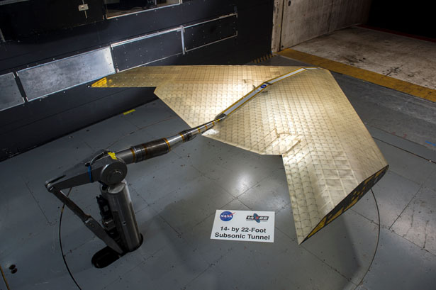 MIT and NASA Engineers Develop Shape-Shifting Airplane Wings