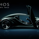 Futuristic MITHOS Electromagnetic Vehicle Features Crash Resistant Body and Quantum Boost Technology