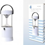 Mizusion Saltwater-powered LED Lantern Runs About 80 Hours