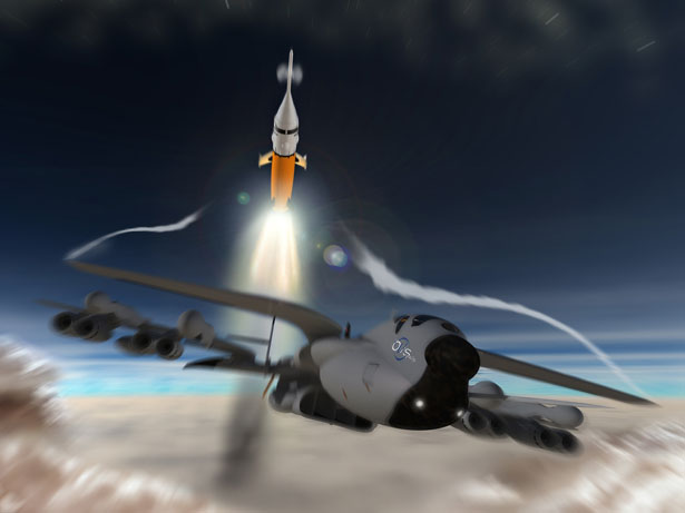 MKS-1 SLS Multifunctional Space Launch System by Oscar Vinals