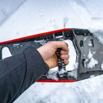MMTH GEAR TUSK Ultimate All-In-One Survival Snow Shovel for Extreme Conditions