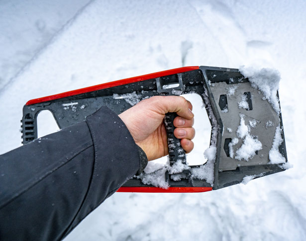 MMTH GEAR TUSK Ultimate All-In-One Survival Shovel by Rotation Design