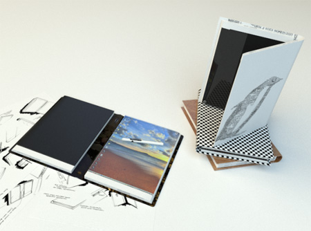 """""""Mo"""" : Redefined Notebook PC"""