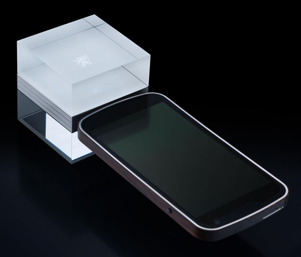 Mobiado m|Cube Luxury Charger Stand