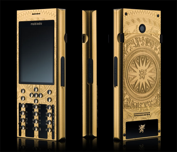 Mobiado Professional 3 GCB Dong Son Cell Phone
