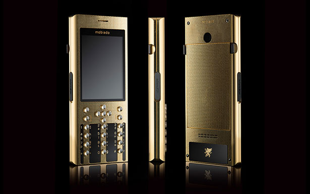 Mobiado Professional 3 GCB Gold Phone