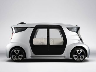 Mobile City Cabin (MC2): Futuristic Self-Driving Vehicle by UISEE